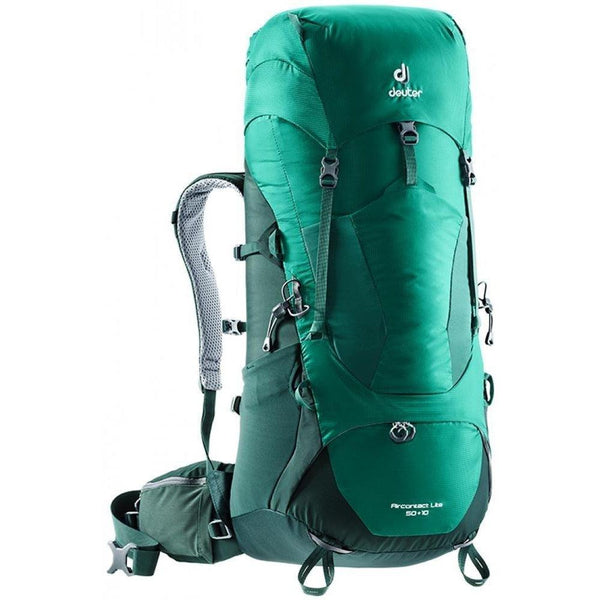 Deuter Aircontact Lite 50+10 - Alpinegreen/Forest / One Size