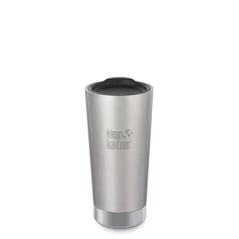 Klean Kanteen Insulated Tumbler 20oz - Brushed Stainless