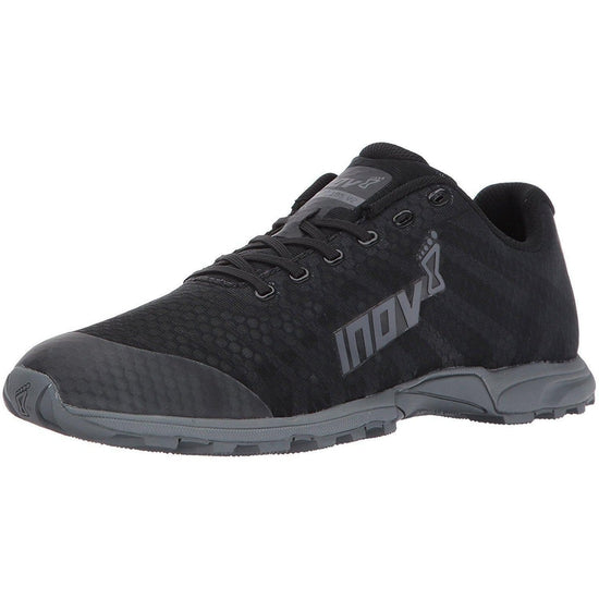 inov-8 Women's F-Lite 195 V2 (W) Cross-Trainer-Shoes - Black/Grey / 7
