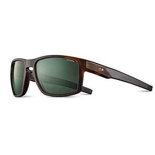 Julbo Stream Polycarbonate Sunglasses - Brown Tortoise / One Size