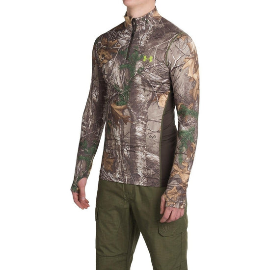 Under Armour ColdGear Infrared SC TEVO Jacket Realtree AP Xtra Mens - Realtree AP Xtra / Large