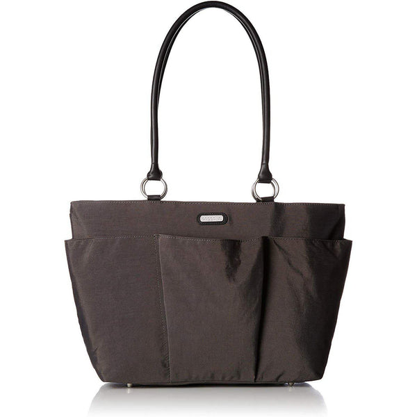 Baggallini A La Carte Travel Tote - Charcoal / One Size