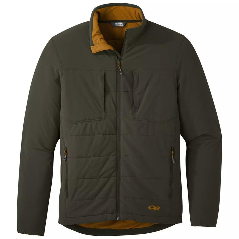 Outdoor Research Men's Ferrosi Winter Jacket - Forest / Extra Large