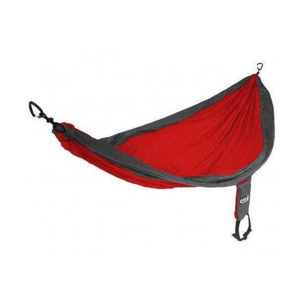 Eagles Nest Outfitters ENO SingleNest Hammock - Red/Charcoal