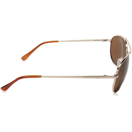 ebd273b94f5 ... Suncloud Optics Patrol Metal Alloy Frames Polarized Outdoor Sunglasses  - Brown Brown-Grivet Outdoors ...