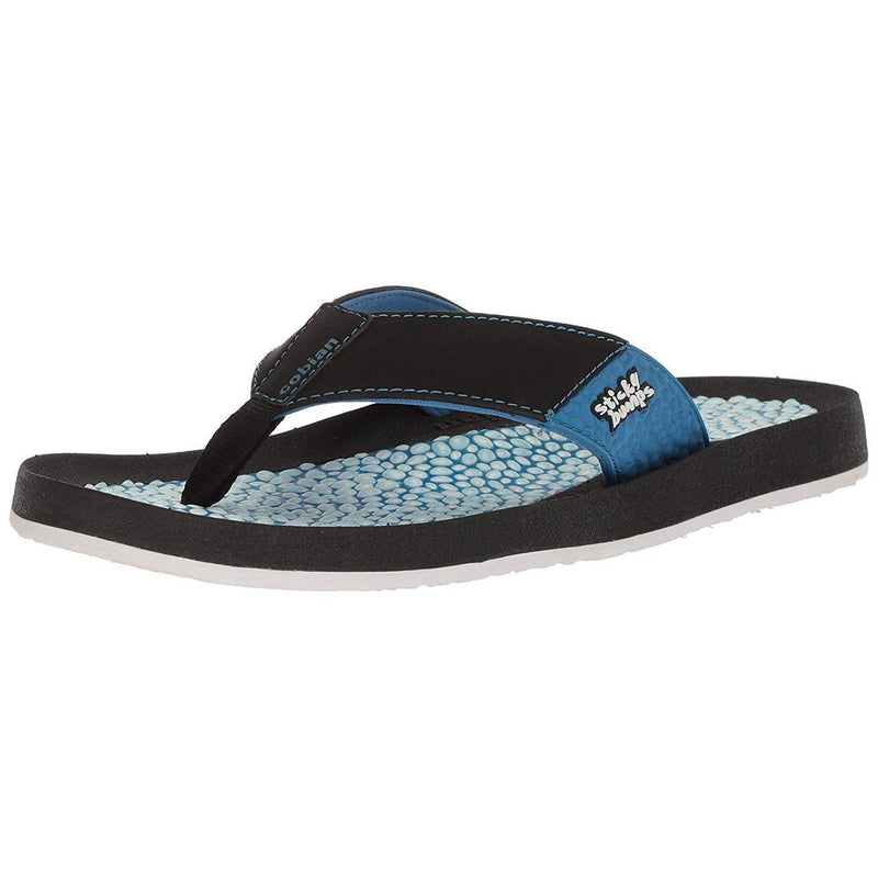 Cobian Men's Sticky Bumps Drop-in Flip-Flop - Grivet Outdoors