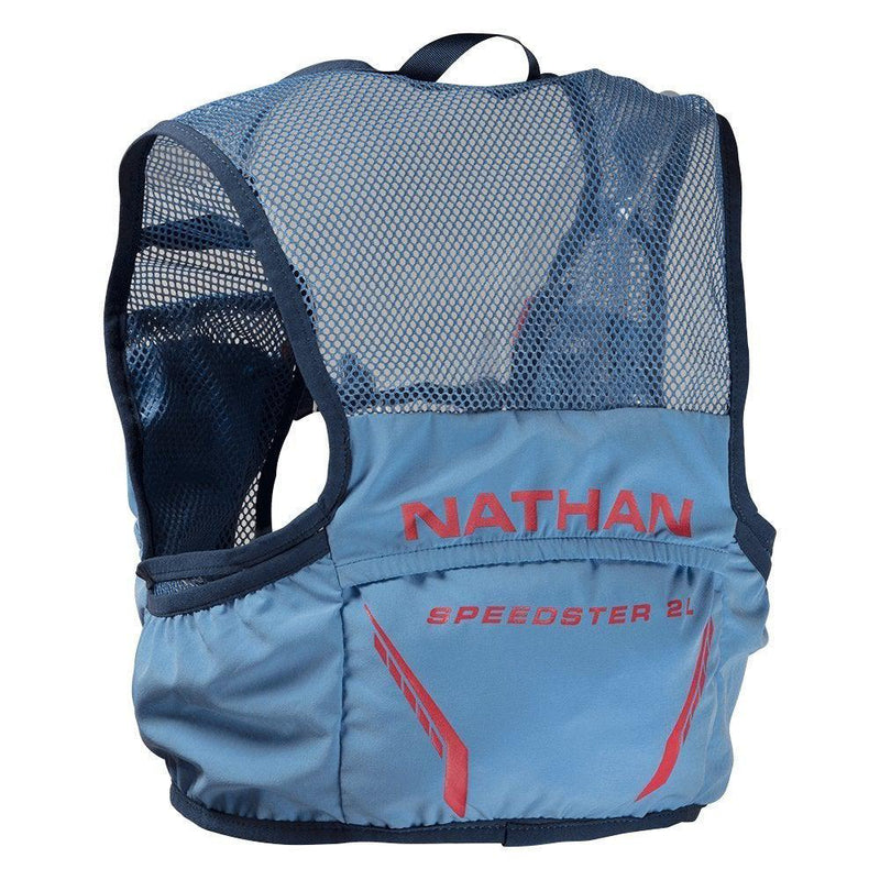 Nathan Speedster 2L Hydration Vest - Medium / Silver Lake Blue