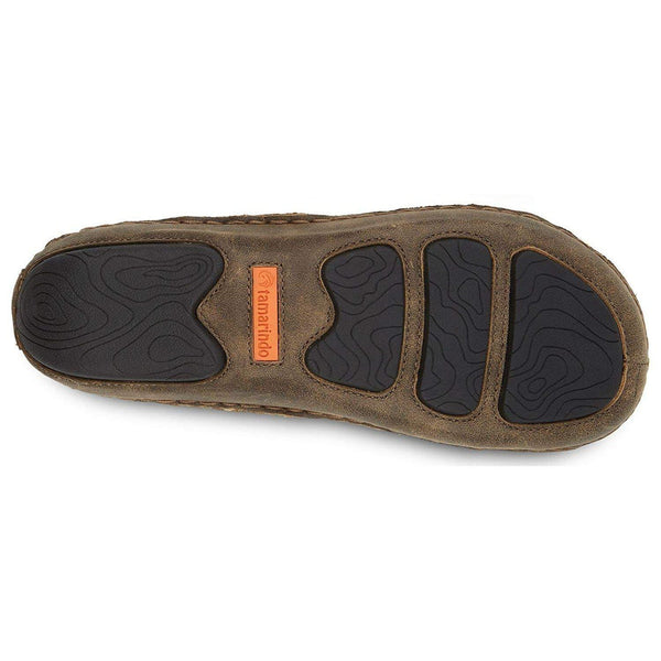 Tamarindo Beachcomber Sandal Men's Leather Softbed Flip Flop - [variant_title]