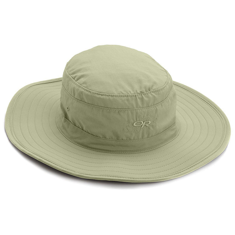 Outdoor Research Women's Solar Roller Hat - Khaki/Dark Grey / Large