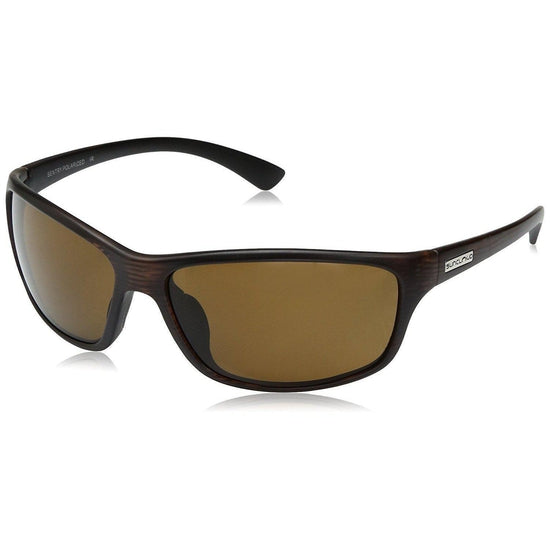 Suncloud Sentry Sunglasses - Burnished Brown Frame/Brown Polycarbonate Lens