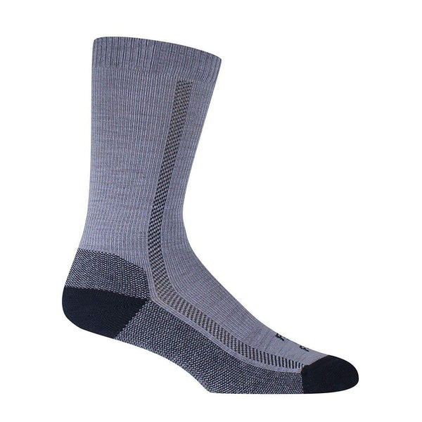 Farm to Feet Men's Madison Midweight Hiking Socks - Thistle Down / Large