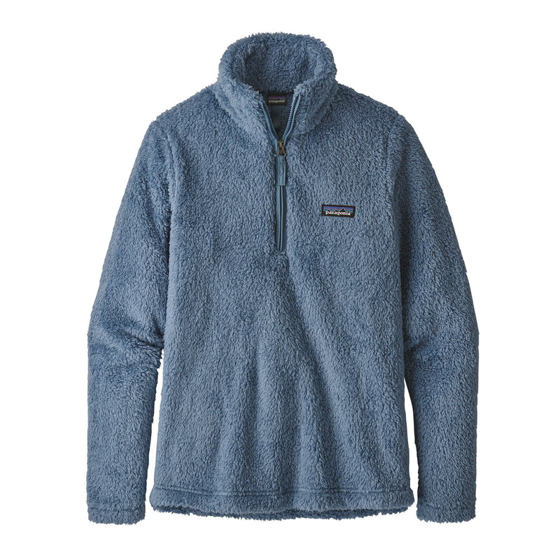 Patagonia Women's Los Gatos 1/4-Zip Fleece - Wooly Blue / S