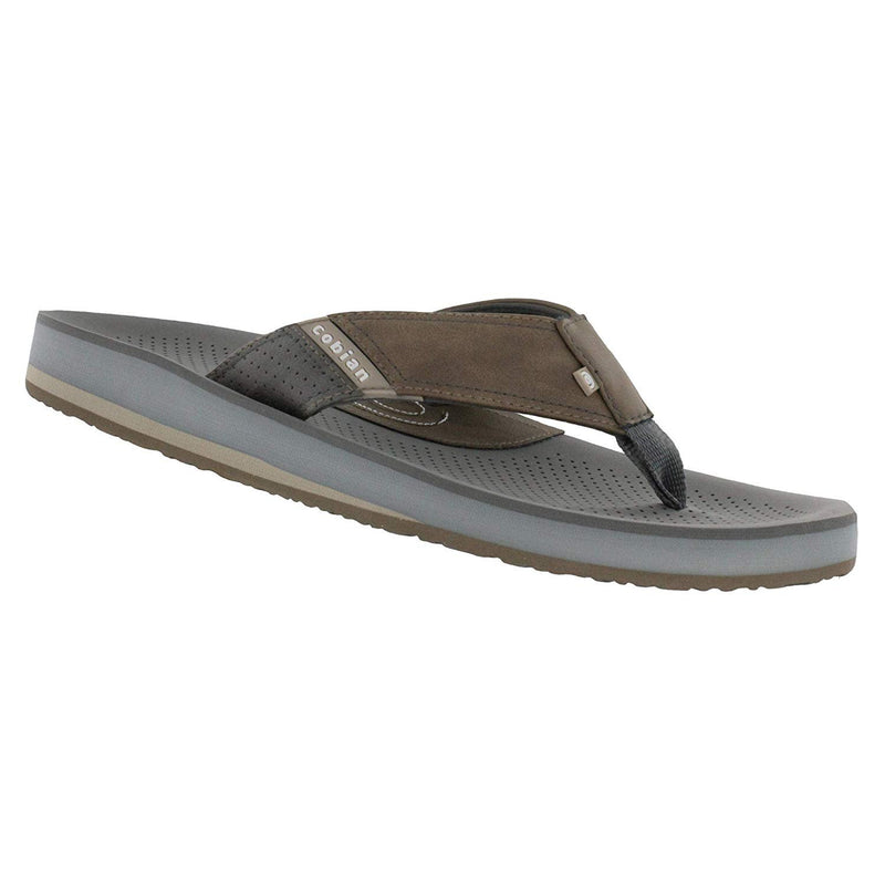 Cobian Men's ARV 2 Flip-Flop - Chocolate (Updated Version) / 10