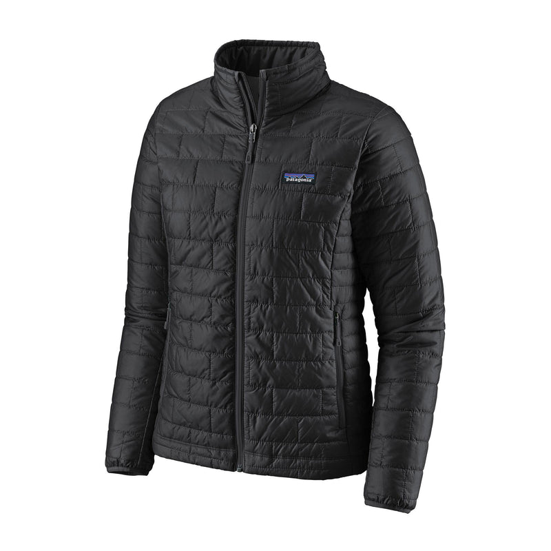 Patagonia Women's Nano Puff Jacket - Black / L