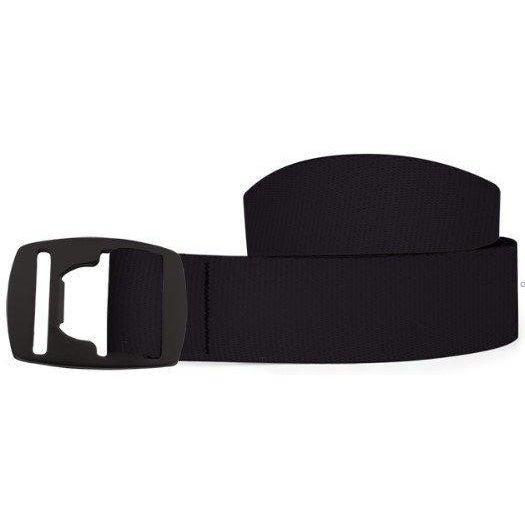Croakies Belt - Black/Black / OS