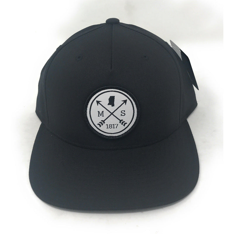 MS Woven Patch Trucker Hat - [variant_title]