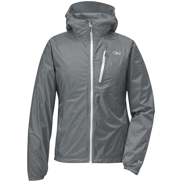 Outdoor Research Women's Helium II Jacket - Light Pewter / Large