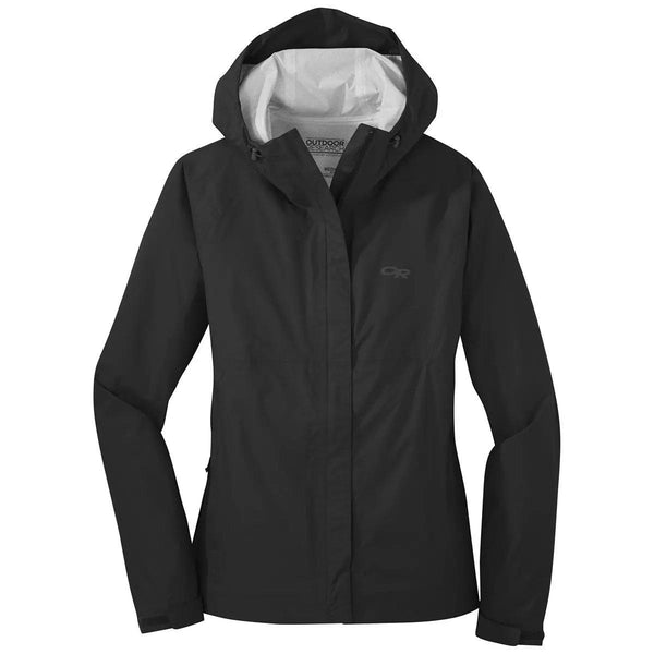Outdoor Research Women's Apollo Jacket - Black / L