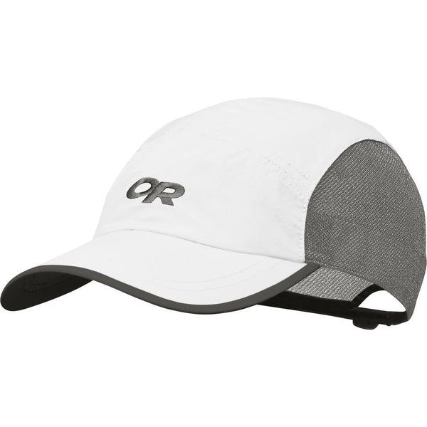 Outdoor Research Swift Sun Hat - White/Light Grey / One Size