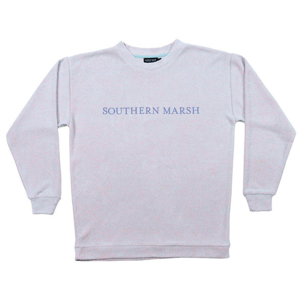 Southern Marsh Sunday Morning Sweater - Mint / Small