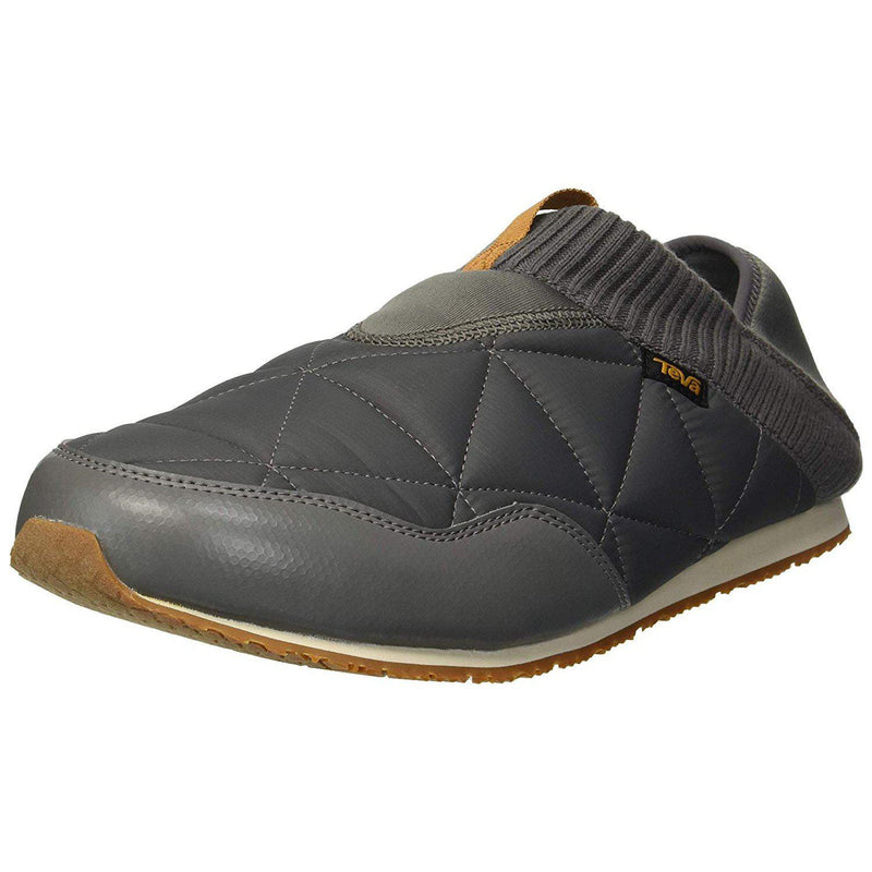 Teva Men's  Ember Moc Slipper - Charcoal Grey / 10
