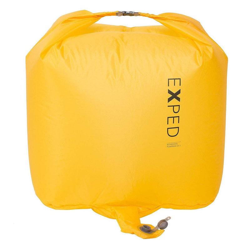 Exped Schnozzel Pumpbag UL - Corn Yellow / Large