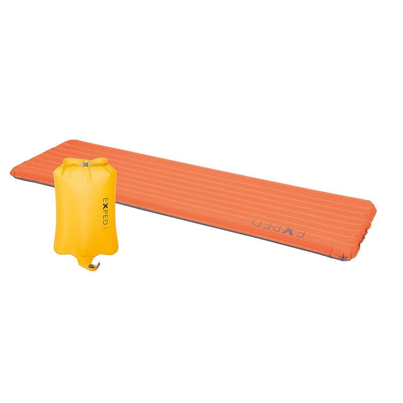 Exped SynMat XP 7 Insulated Sleeping Pad - Orange / Large Wide