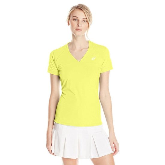 ASICS Women's Athlete Short Sleeve T-Shirt - Grivet Outdoors