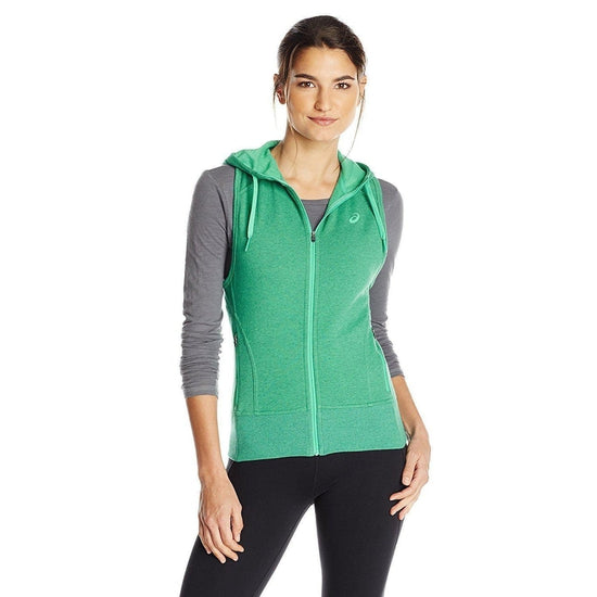 ASICS Women's Train for Sport Racerback Hoodie - Grivet Outdoors