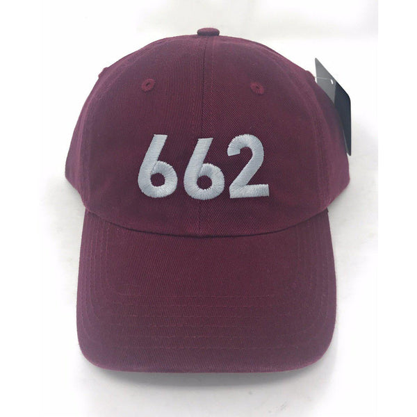 Grivet Outdoors 662 Dad Hat - Maroon