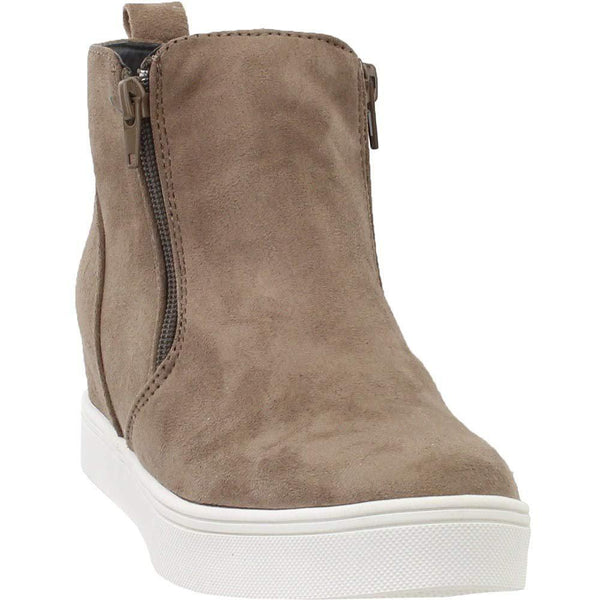 Corkys Womens Hunt Casual Sneakers - Taupe / 10