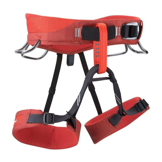 Black Diamond Momentum Harness - Lava / Large