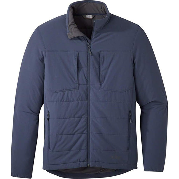 Outdoor Research Men's Ferrosi Winter Jacket - Naval Blue / Extra Large