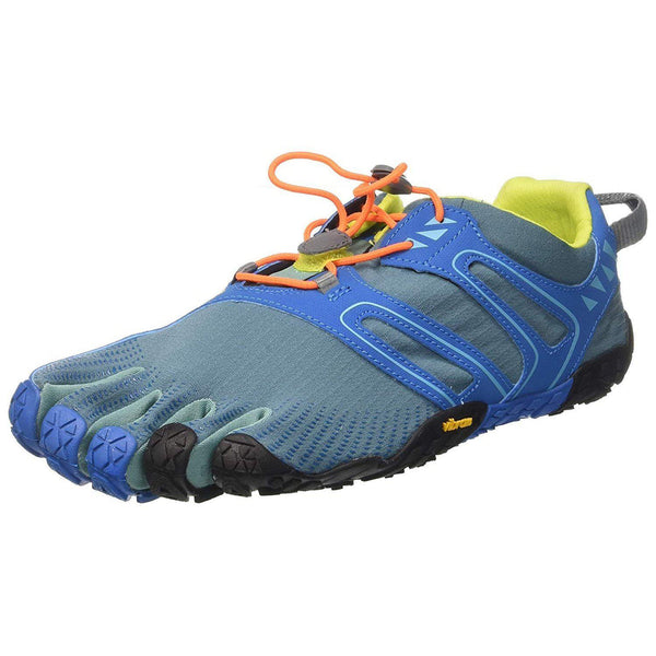 Vibram V Trail Five Fingers Shoe Men's - Tapestry / Blue / 10