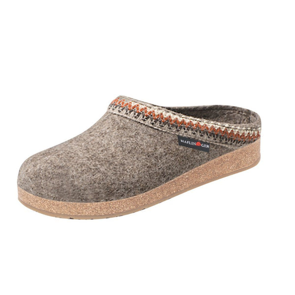 Haflinger Women's Gz Zig Zag Flat - Earth / 46