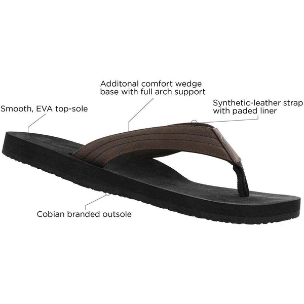 Cobian Men's The Costa Flip Flops - [variant_title]