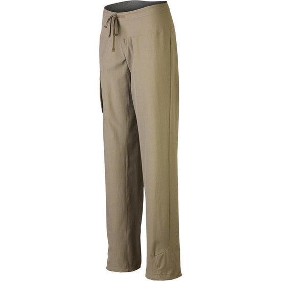 Mountain Hardwear New Yuma Pant - Women's - Khaki / 4 x 32L