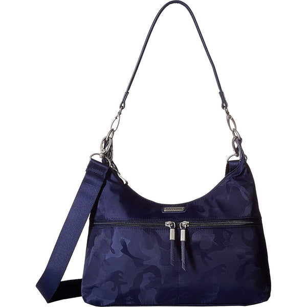 Baggallini Womens Convertible Medium Hobo