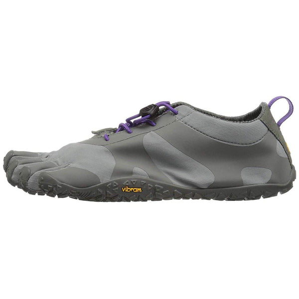 Vibram Women's V-Alpha Black Hiking Shoe - [variant_title]