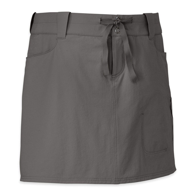 Outdoor Research Women's Ferrosi Skort - Pewter / 10