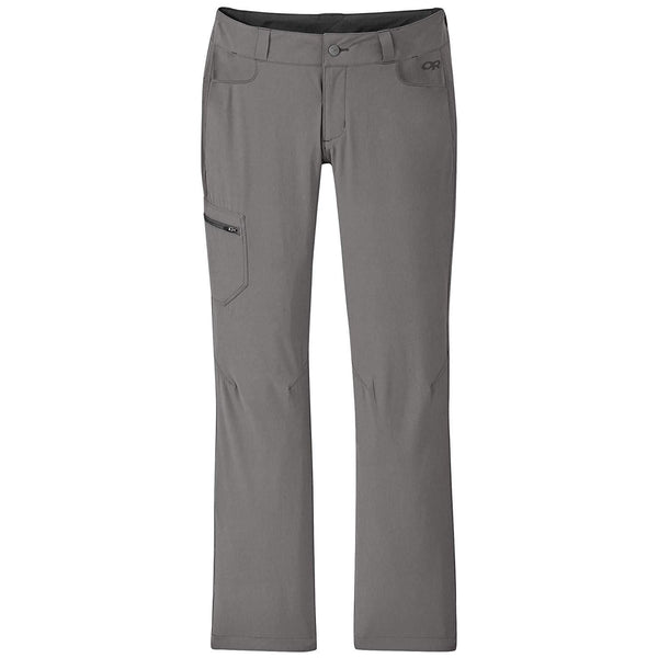 Outdoor Research Women's Ferrosi Pants - Long - Pewter / 10