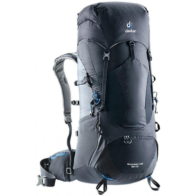 Deuter Aircontact Lite 50+10 - Black/Graphite / One Size