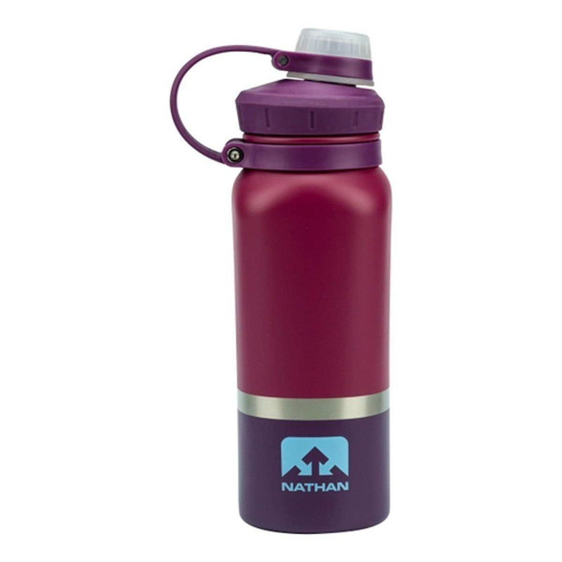 Nathan Hammerhead 3-Tone Stainless Steel 24oz Water Bottle-GrivetOutdoors.com