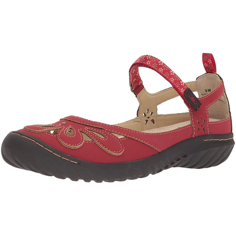 JBU by Jambu Women's Wildflower Encore Mary Jane Flat-GrivetOutdoors.com