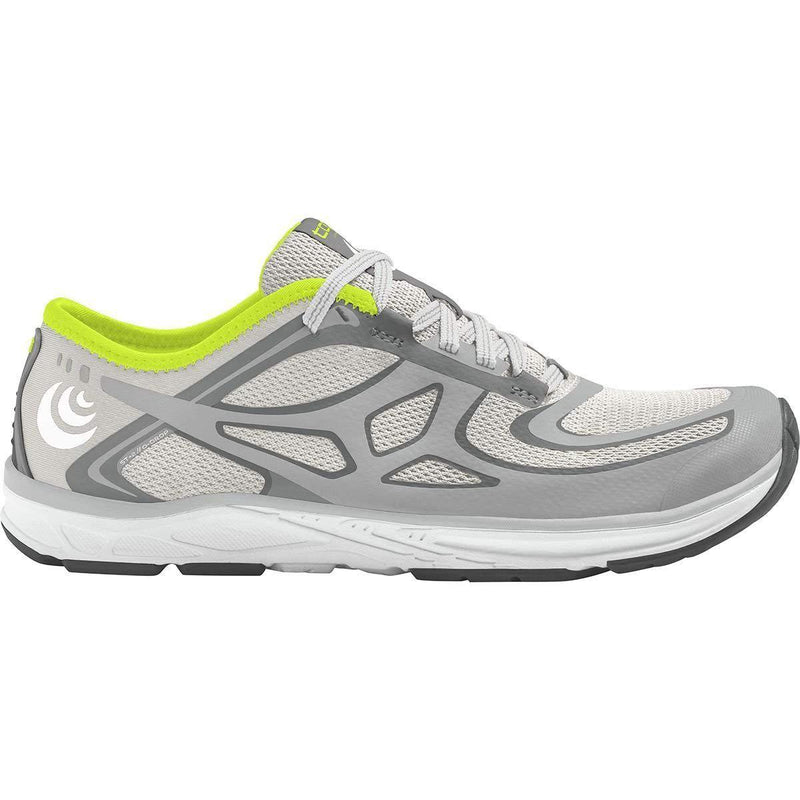Topo Athletic Womens ST-2 Running Shoe - Grey/Green / 10