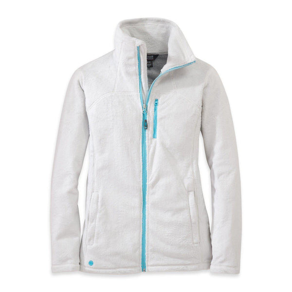Outdoor Research Women's Casia Jacket - Alloy/Rio / X-Small