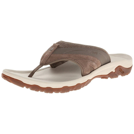 Teva Men's Pajaro Flip-Flop - Brown / 12
