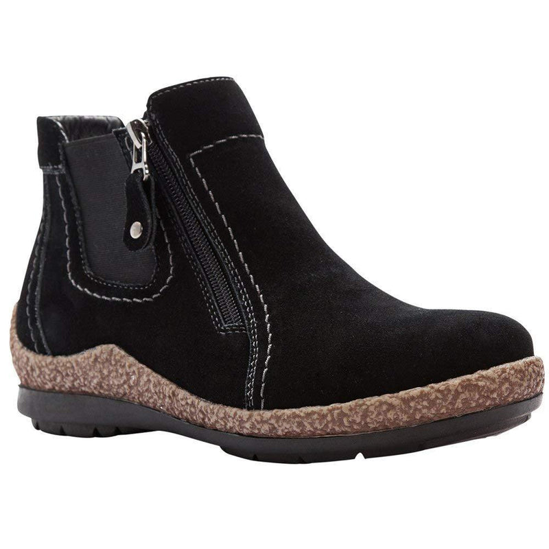 Propet Women's Doretta Booties - Black / 10