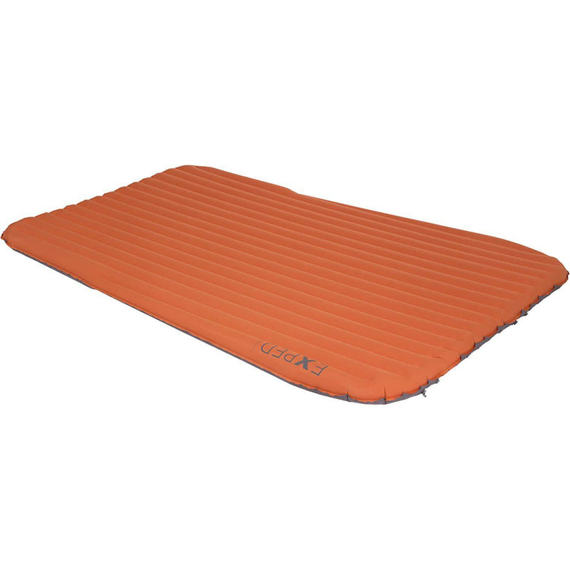 Exped SynMat Duo Sleeping Pad - Terracotta / Long Wide