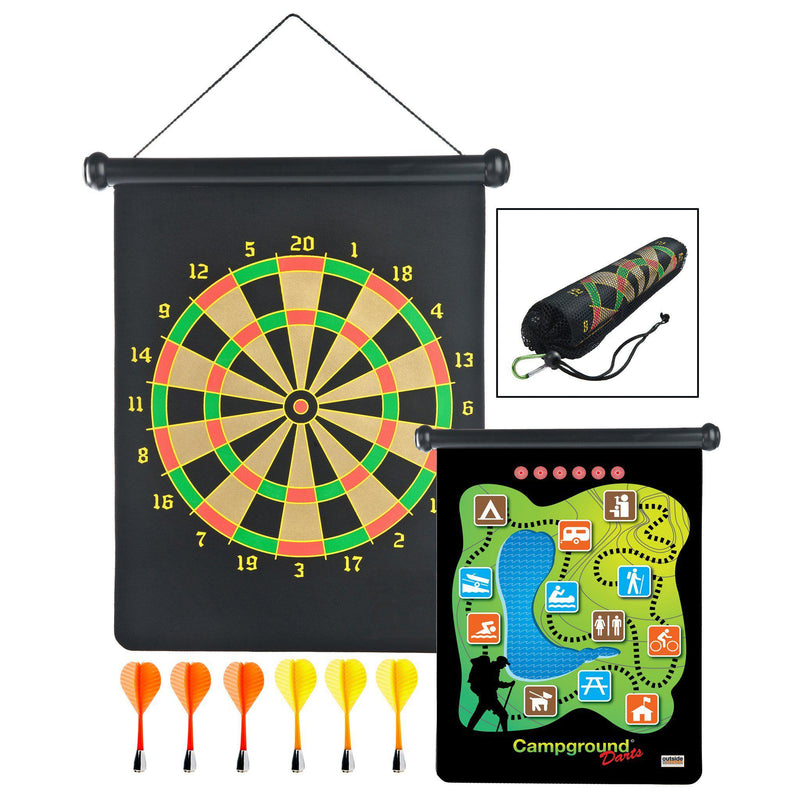 GSI Backpack Campground Magnetic Darts - Default Title